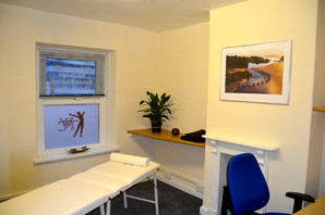 The Whitchurch Clinic treatment room
