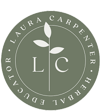 Logo for Laura Carpenter Herbal Educator
